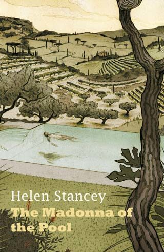 madonna of the pool helen stancey book review cover