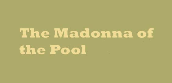 madonna of the pool helen stancey book review