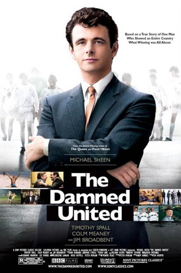making of the damned united poster