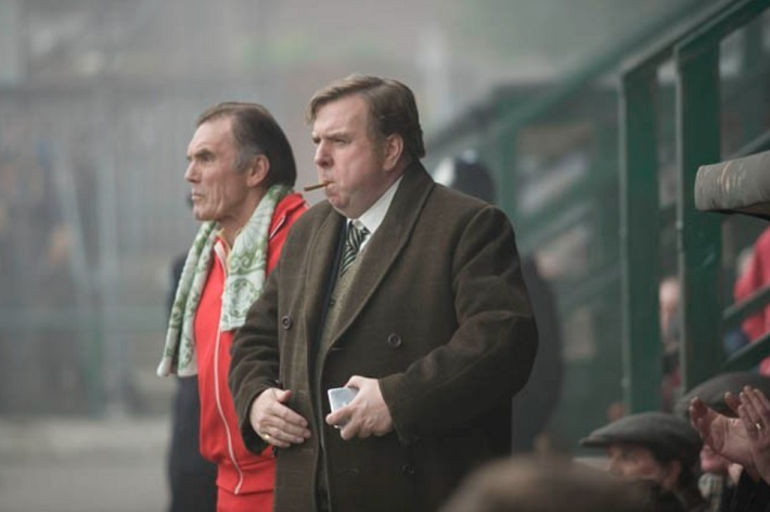 making of the damned united spall