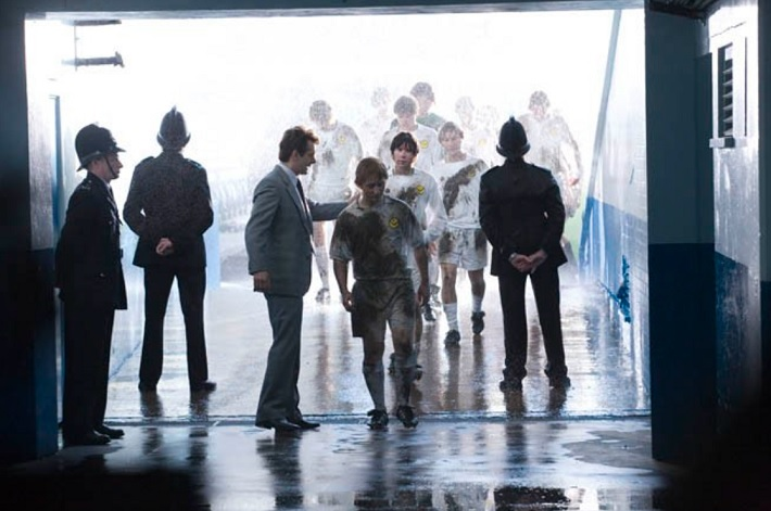 making of the damned united tunnel