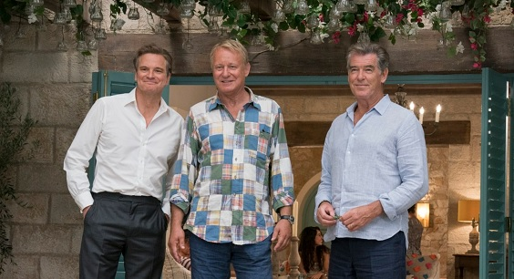 mamma mia here we go again film review colin firth