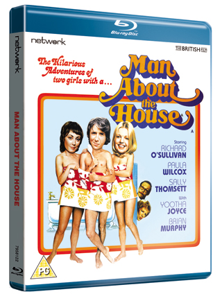 man about the house bluray review cover