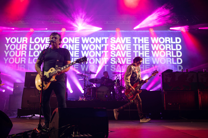 manic street preachers live review york barbican stage