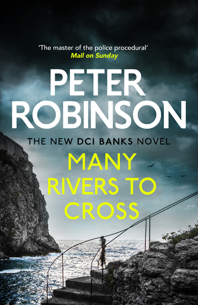 many rivers to cross peter robinson book review cover