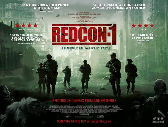 marc bayliss actor redcone-1 interview poster