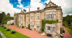 matfen hall hotel review northumberland exterior