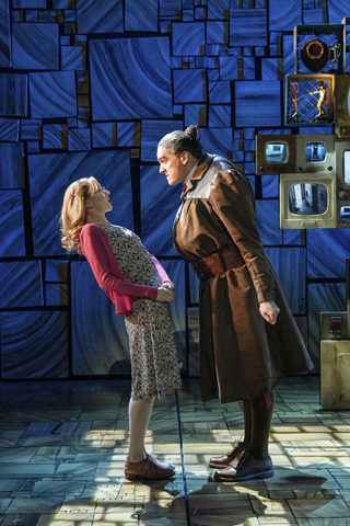 matilda the musical review bradford alhambra february 2019 stage
