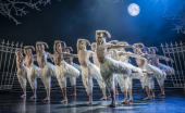 matthew bourne's swan lake review hull new theatre april 2019 main