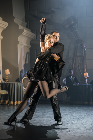 matthew bourne's swan lake review hull new theatre april 2019 portrait