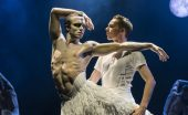 matthew bourne's swan lake review sheffield lyceum may 2019 main