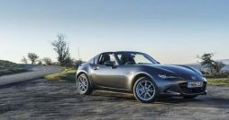 mazda mx-5 rf review exterior