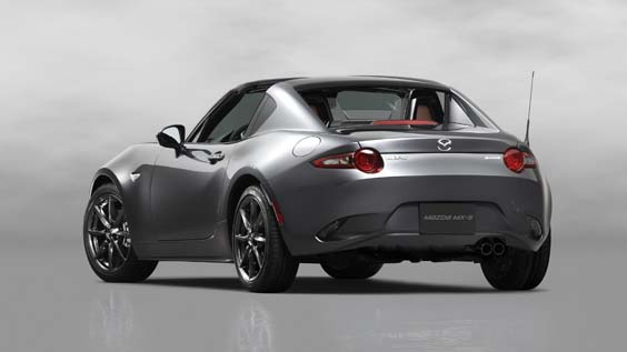 mazda mx-5 rf review rear