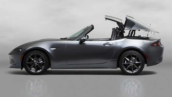 mazda mx-5 rf review side
