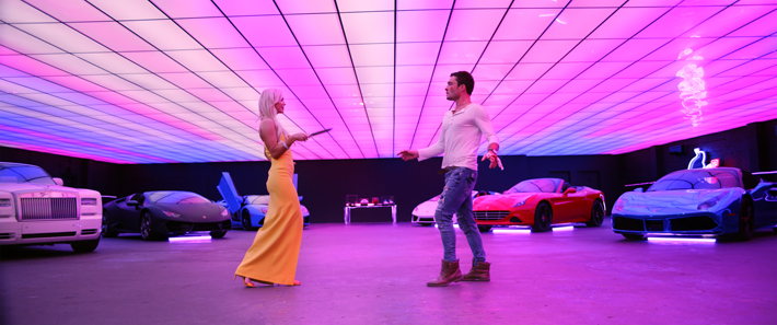 me you madness film review neon cars