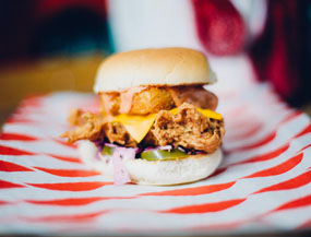 meatliquor leeds restaurant review chicken burger