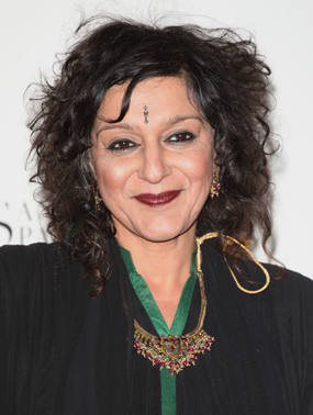 """I didn't see women like me acting and in the media"" MEERA SYAL"