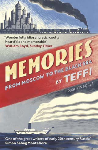 memories from moscow to the black sea teffi book review cover