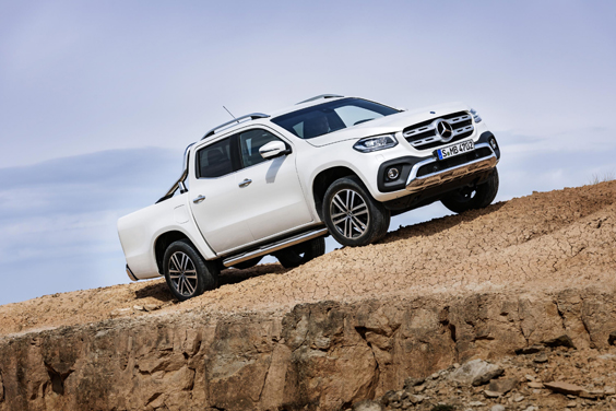 mercedes x-class car review front