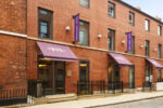 mercure leeds hotel review exterior shot