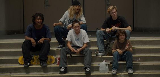 mid90s film review bluray