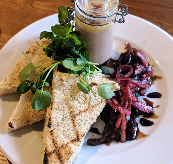 midnight bell restaurant review 2019 pate onion