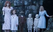 miss peregrine's home for peculiar children film review