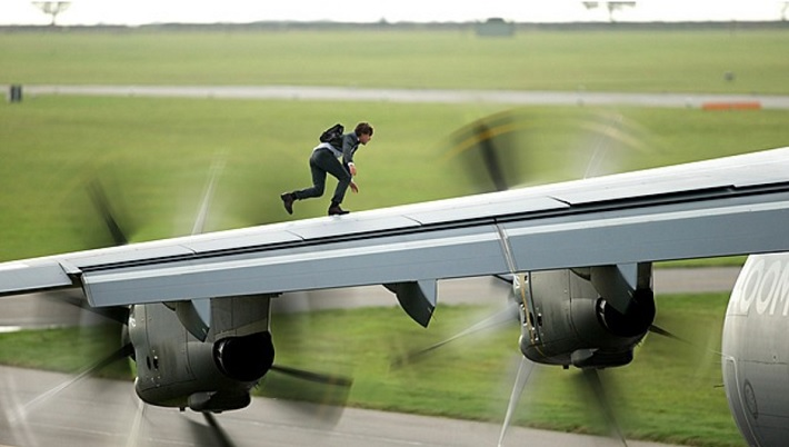 mission impossible rogue nation film review plane
