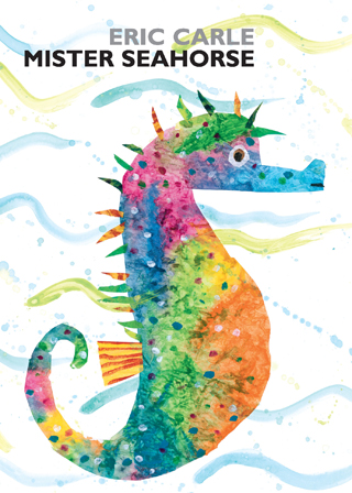 mister seahorse eric carle book review cover