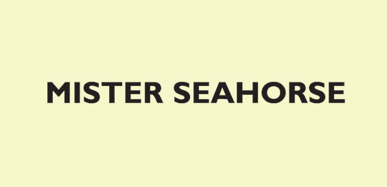 mister seahorse eric carle book review logo