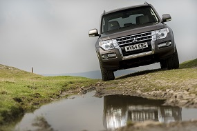 mitsubishi shogun review cars