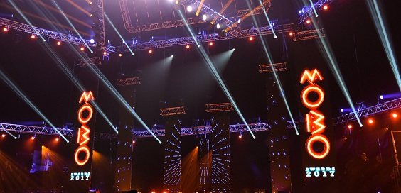 mobo awards 2017 review stage set leeds