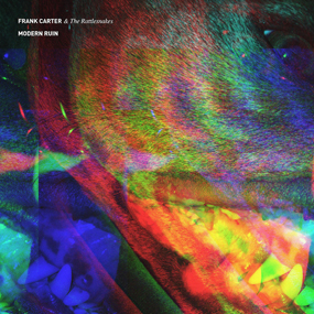 modern ruin frank carter and the rattlsnakes album review artwork