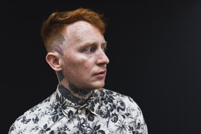 modern ruin frank carter and the rattlsnakes album review portrait