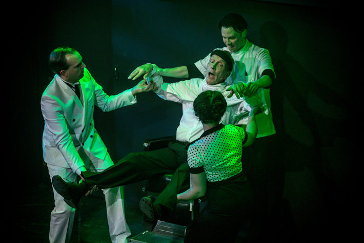 monster makers review york theatre frankenstein