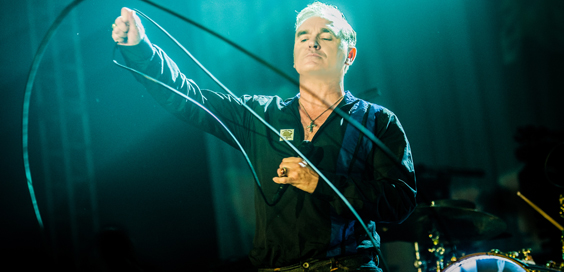 morrissey live review leeds arena february 2018 first direct