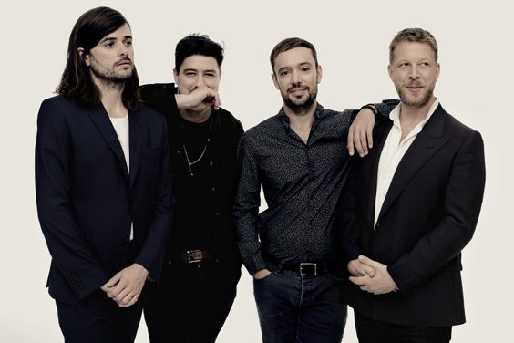 mumford and sons delta album review band