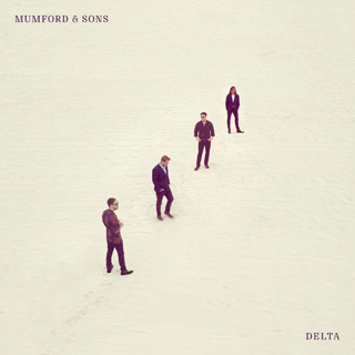 mumford and sons delta album review cover