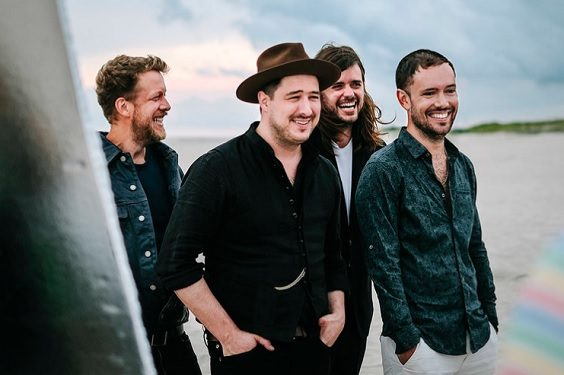 mumford and sons maggie rogers live review leeds arena december 2018 press