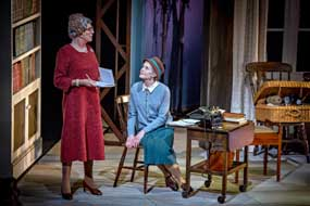 murder margaret and me review york theatre royal 2017