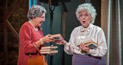 murder margaret and me review york theatre royal