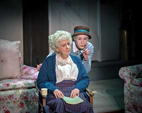 murder margaret and me review york theatre royal agatha