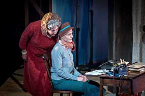 murder margaret and me review york theatre royal play