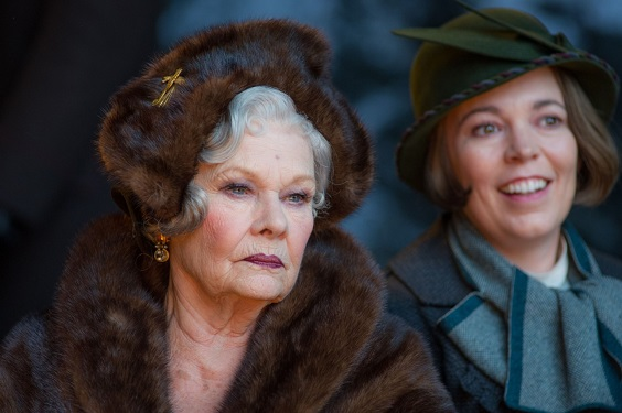 murder on the orient express 2017 film review dench