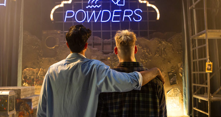 my beautiful laundrette review leeds playhouse october 2019