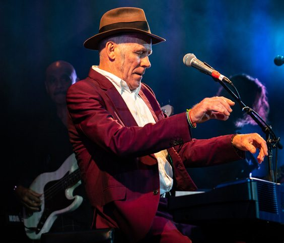 my leonard cohen review ilkley 2019 tribute
