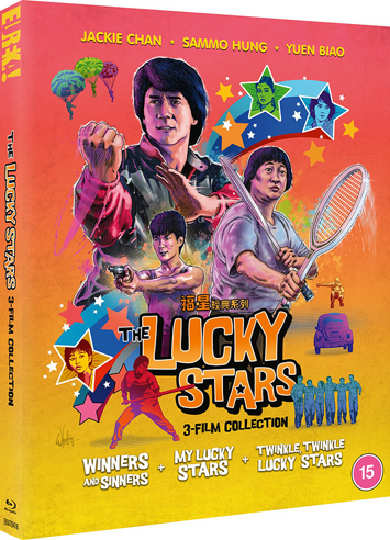 my lucky stars film review cover