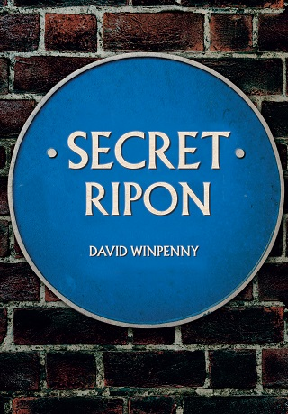 mystery of the ripon sinkholes cover