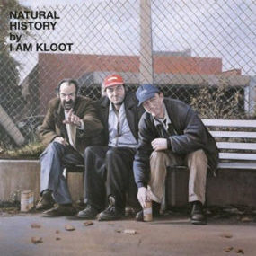 natural history i am kloot album cover