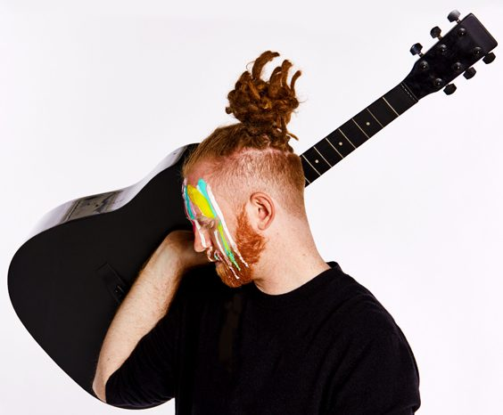 newton faulkner interview cover